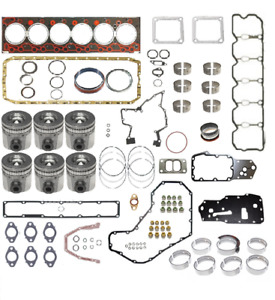 5 9l 24 Valve Vp44 Engine Rebuild Kit 24v eng reb For Dodge Cummins