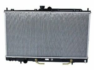 Radiator Koyorad For 1290 92 98 Honda Civic 93 97 Honda Del Sol S Automatic 1 5l
