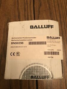 Balluff Bns0298 Limit Switch