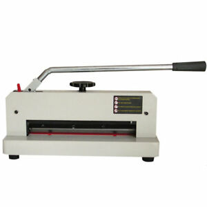 Ph1250m 12 5 Manual Paper Stack Cutter
