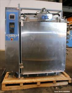 Used Steris Finn Aqua Steam Autoclave Sterilizer Model 121518 dp b b 316 Stai