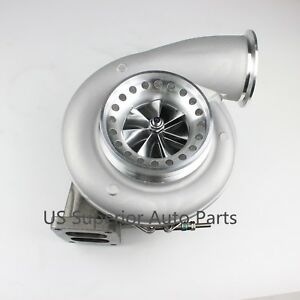 Aftermarket S400 S480 80mm Billet Compressor Wheel Turbo T4 Twin Scroll 1 10a R