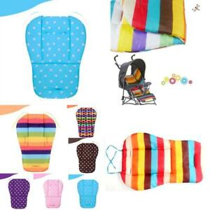 Hot Sale Cart Pad Thickened Rainbow Cart Accessories Baby Universal Cushion