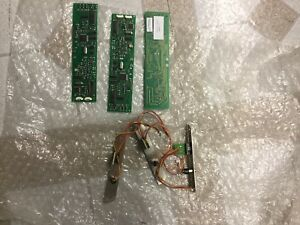 4 Lot Various Electronic Component Pieces Part Computer Circuit Arduino Board