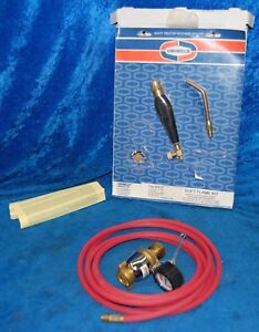 Uniweld Air Acetylene Soft Flame Kit Soldering And Brazing Kit K37