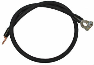 1947 1954 Chevy Truck Positive Battery Cable Fabric Covered