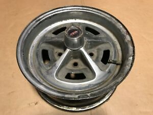 Rare Oldsmobile 14x6 Ss Wheel 442 Gm Rally Wheel Ralley Cutlass Supreme Jk Code