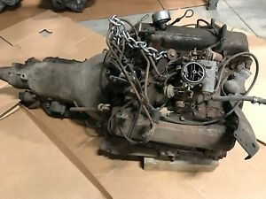 1970 1969 Chevy Camaro Corvette Sbc 3970024 Turbo 350 Complete Takeout Assembly