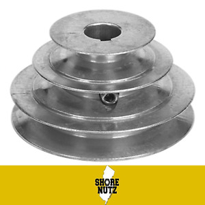 3 Step Pulley 149 3 3 1 2 4 X 5 8 Bore 3 16 Keyway For 1 2 Wide Belt