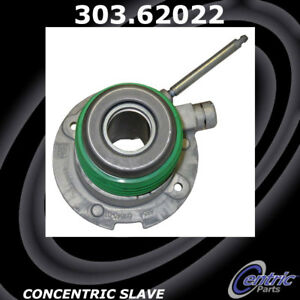 Clutch Release Bearing And Slave Fits 2010 2015 Chevrolet Camaro Centric Parts
