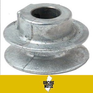 Chicago Die Cast Single V Groove Pulley A Belt 3 1 4 Od X 1 2 Bore 325a5