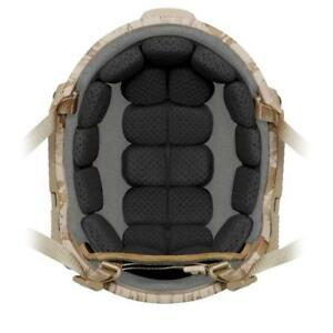 DLP Tactical Impax Superior Helmet Pad Set for MICH OPS Core Crye AirFrame $59.95