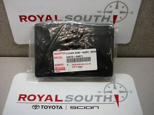 Toyota Tacoma Truck Bed Side Deck Door Cover Small Genuine Oem Oe