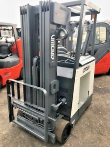 2004 Crown Counterbalance Rc3020 40 Electric 4000lb Forklift Lifttruck