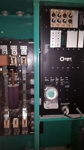 Onan Transfer Switch For Use On Emergency Or Standby Systems