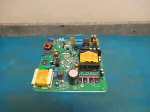 Wedeco Electronic Ballast Card Board Tds55008 ibh 01 Tds 55 008c Used
