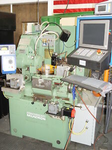 Heald Model 161 Rotary Surface Grinder W Fanuc Cnc Control