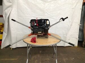 Post Hole Digger General M330h Honda Gas Powered Fence Borer Auger Earth Drill