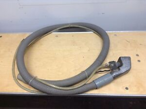 Steel Carpet Cleaning Solution Vacuum Hose Upholstery Attachment Extractor Tool