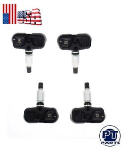 Oem Set Of 4 Honda Tire Pressure Sensor Tpms 42753 swa a54 Alloy Wheels Set ts06