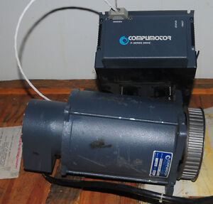 Compumotor P162 308 Stepper Motor With Drive