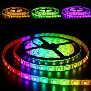 Solarphy 32 8ft 10m Rgb Led Strip Light Bluetooth Smartphone App Controlled