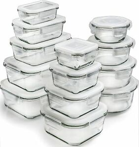 Glass Storage Containers With Lids Glass Food Storage Containers Airtight