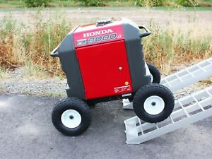 All Terrain Wheel Kit Fits Honda Eu3000is Generator
