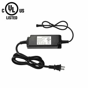 Fvtled Power Adapter Transformer Power Supply Ul Listed Ul8750 Dc 12v 48w Us