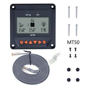 Epever Mt50 Lcd Display Remote Meter Suitable For Tracer a Tracer bn Series Mppt