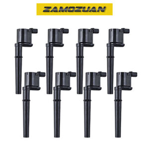 Oem Quality Ignition Coil 8 Pcs For 1998 2014 Avanti Ford Lincoln 4 6l 5 4l