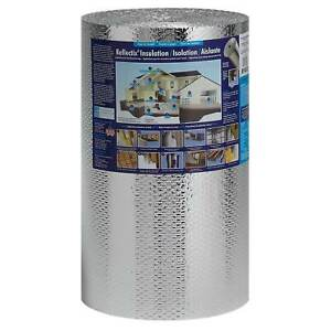Reflectix Bp24050 24 X 50 Bubble Pack Insulation