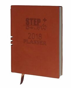 Step Productivity Weekly Monthly Planner 2018 Life changing Habit Daily