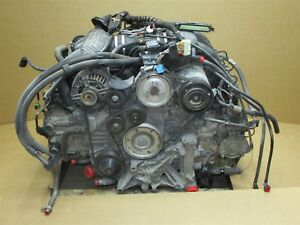 98 Boxster Rwd Porsche 986 Complete Engine 2 5 Motor M96 20 M96 20 95 703