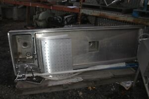Mopec Autopsy Table Stainless Steel