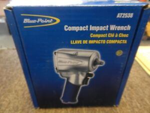 Blue Point At2538 Compact 3 8 Air Impact Wrench Blue Point At2538