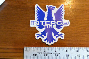 Interco Super Swamper Bogger Sticker Decal