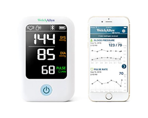 Welch Allyn Home 1700 Blood Pressure Monitor With Surebp Patented Technology New