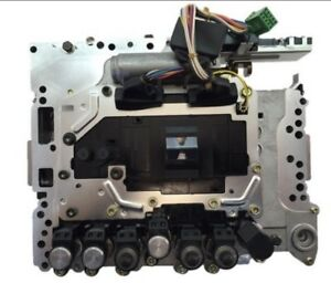 Re5r05a Nissan 2006 And Up Valve Body With Solenoids Pathfinder Armada Xterra