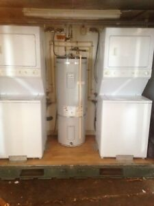 Commercial Shipping Container Washer Dryer