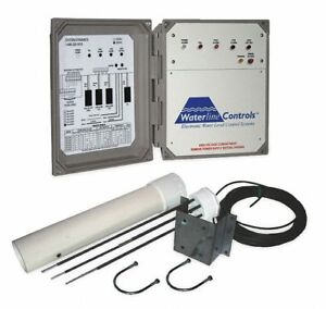 Waterline Controls Water Level Control High And Low Alarm Wlc5000 120vac