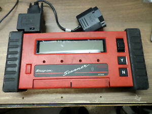 Snap On Mt2500 Diagnostic Scanner With Asian Imports Cartridge