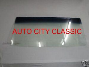 1966 To 1969 Lincoln Windshield Glass Hardtop Sedan 66 To 67 Convertible