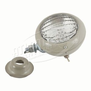 Light Fits Ford new Holland Models Listed Below 8n15500 6v
