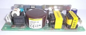 Cosel Power Supply 24 Vdc 1 3a Cosel Model Lda30f 24 2330716h