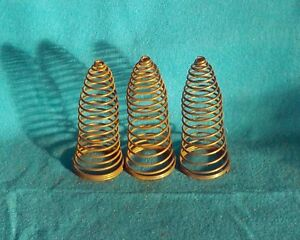 Vintage Upholstery Seat Springs 2 X 5 1 4 Nos Hot Rod Rat Rod Custom 126 Avail
