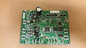 Zn 510 Trane Tracer Summit Circuit Board p brd03358