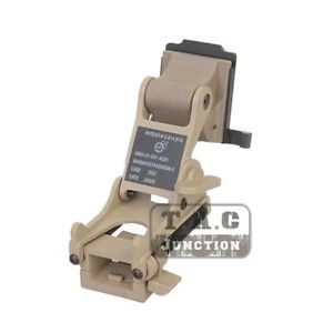 Emerson Noroto Style Standard NVG Helmet Mount for MICH ACH Helmets