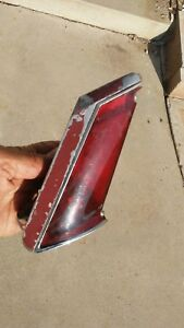 1964 Cadillac Tail Lite Light Hot Rod Parts