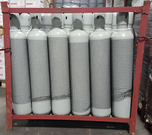 80 Cf Cylinder Oxygen For Welding Bottle Tank Cga540 With Cap